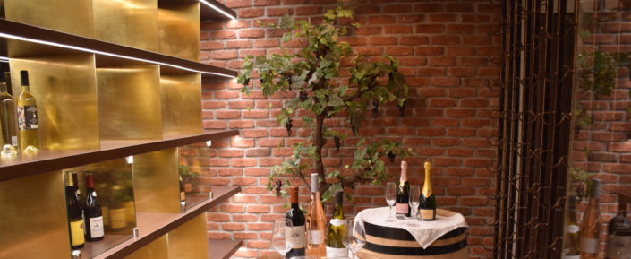Kunstbaum Wein by Bonsai Slowenien