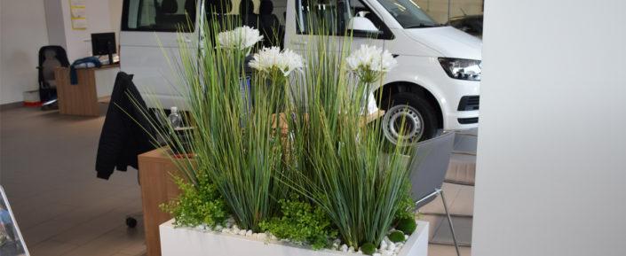 Kunstblumen kunstpflanzen Bonsai Slowenien