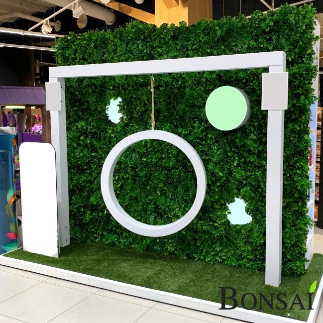Kunstpflanzen green wall