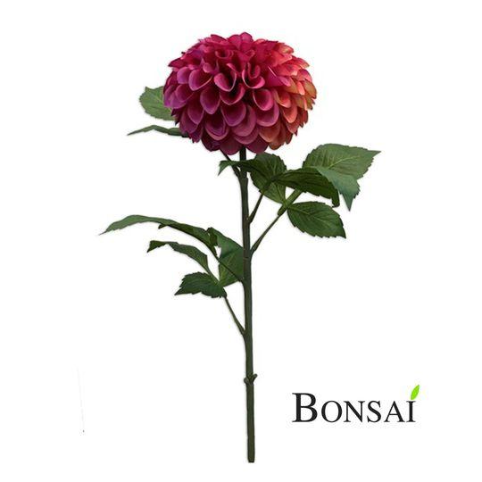 Künstliche Dahlie 70cm - Kunstblumen