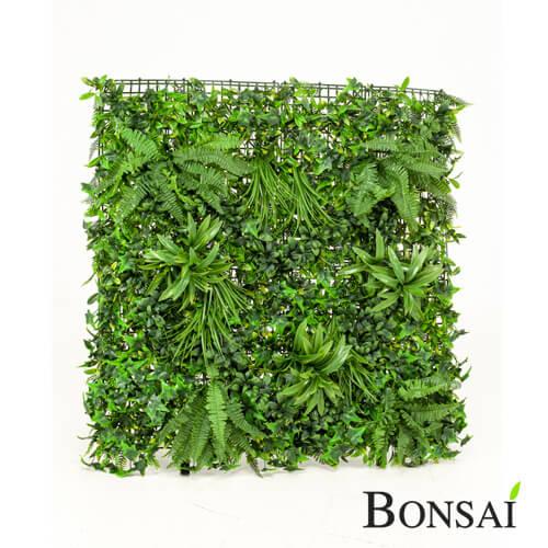 Pflanzenwand Künstliche Green wall