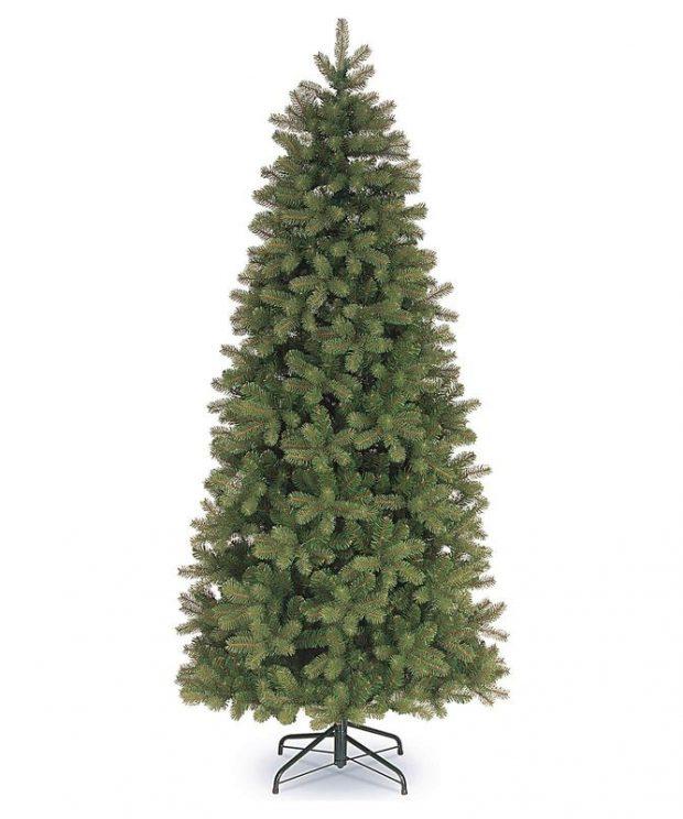 Slim Schmale Weihnachtsbäume